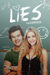 LIES (mycuddlyhes) Tags: cover portada wattpad
