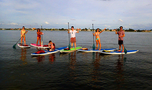 12_26_16 paddleboard tour Lido Key 01