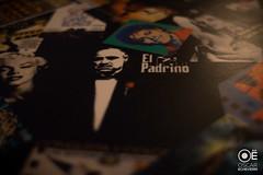 El Padrino (echeverri.oscar) Tags: movie table padrino godfather mesa pelcula