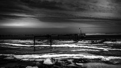 Nord Sea - Copenaghen (Davide Marconcini) Tags: sea ice nord copenaghen