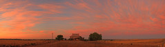 Worth Getting Out Of Bed For (Darren Schiller) Tags: morning panorama building abandoned clouds farmhouse rural sunrise farming rustic disused southaustralia derelict deserted decaying dilapidated tailembend