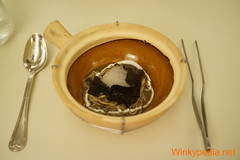 50 Days_king oyster spaghetti_black truffle (Winkypedia.net) Tags: hotel cafe oscar wilde albert royal days 50 adri adria ferran