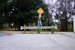 Dead End (eddi_monsoon) Tags: portrait selfportrait self 365 selfie threesixtyfive