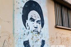 _MG_1486 (avchauzov) Tags: graffiti kashan khomeini ruhollahmsavikhomeini