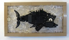 Catch of the Day (Grantmasters) Tags: fish ice lego moc belville