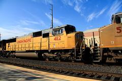 2016_02_16UP freight #4112Topaz (Walt Barnes) Tags: ca railroad sky cloud up clouds train canon eos engine rail cargo calif unionpacific locomotive ge martinez freight topaz generalelectric trackside emd sd70m dieselelectric sd70ace 60d ac45ccte canoneos60d eos60d topazinfocus wdbones99