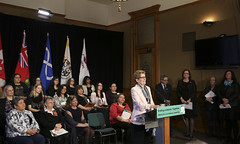 IMG_0747  Premier Kathleen Wynne made an announcement of funding on the Ending Violence Against Indigenous Women Strategy. (Ontario Liberal Caucus) Tags: zimmer aboriginal indigenous meilleur violenceagainstwomen indigenouswomen jaczek maccharles svhap
