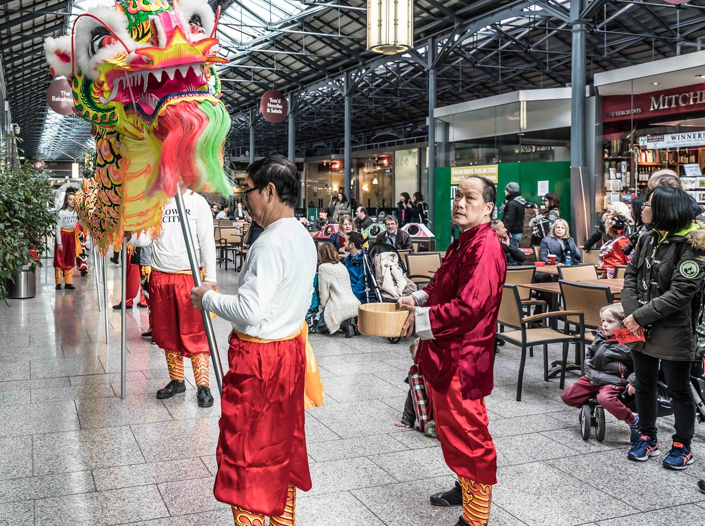 CHINESE COMMUNITY IN DUBLIN CELEBRATING THE LUNAR NEW YEAR 2016 [YEAR OF THE MONKEY]-111610