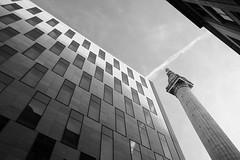 Windows (Daymon55) Tags: windows sky reflection london monument