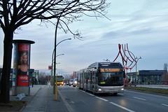 MAN Lions City S Beusselstrae (Hannes Eisenach) Tags: city man bus berlin canon 5 fahrzeug txl bvg testbus lions 750d trer