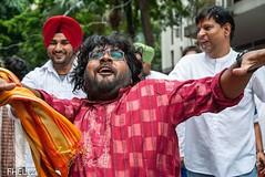 Bloco Bollywood (portalvermelho) Tags: carnaval bollywood bloco ndia