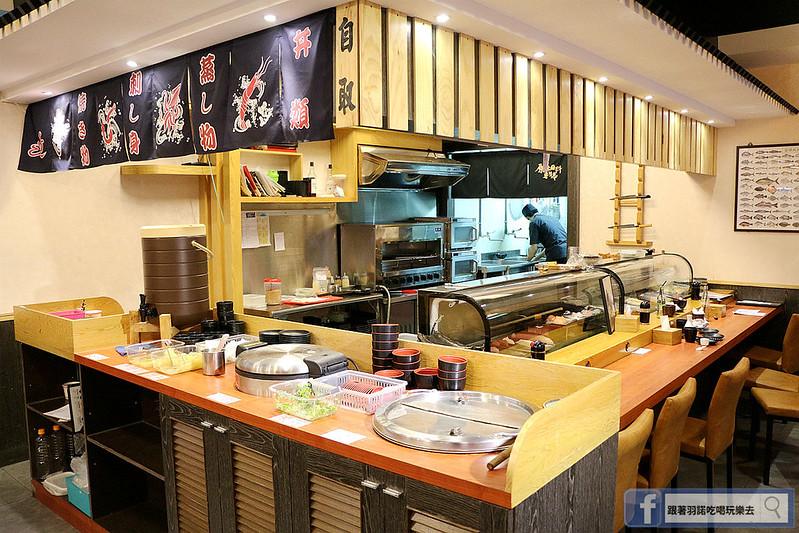 魚多甜握壽司專賣店085