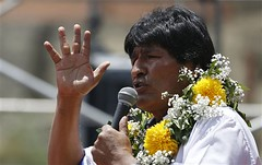 El referendo ms peleado en Bolivia se desarrolla en paz (Tu Nexo De) Tags: bol elalto