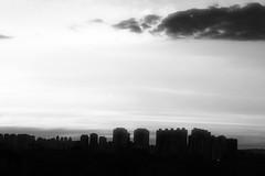 limitless (Rodrigo Alceu Dispor) Tags: city sky bw cloud limitless buildig