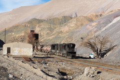 Relics from the steam aera (david_gubler) Tags: train railway llanta potrerillos diegodealmagro ferronor