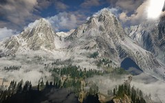 witcher3 2-10-2016 8-41-55 AM-386 (YoCalio) Tags: gaming witcher thewitcher freecam geralt yennefer witcher3 thewitcher3 kaermorhen