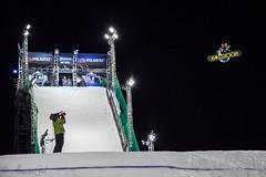 Big Air Event (alecanal93) Tags: snowboarding rockstar canon5d fenway snowboarder bigair cameramen megaramp 5dmarkiii bigairevent fenwaypuark