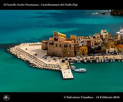 836_D8A_1494_Castellammare_del_Golfo (Vater_fotografo) Tags: sea panorama seascape mare castello sicilia castellammaredelgolfo ciambra salvatoreciambra vaterfotografo