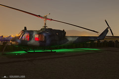 UH-1F Huey (PhantomPhan1974 Photography) Tags: jets static fighters warbirds perserved marcharb marchfieldairmuseum