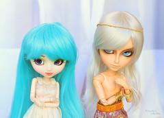 Ah no! (Thai) Tags: toys doll pullip fashiondoll oceania rtico pullipdoll taeyang rewigged pullipprunella taeyangdoll crobidoll groovedoll brdolls taeyangmotochika