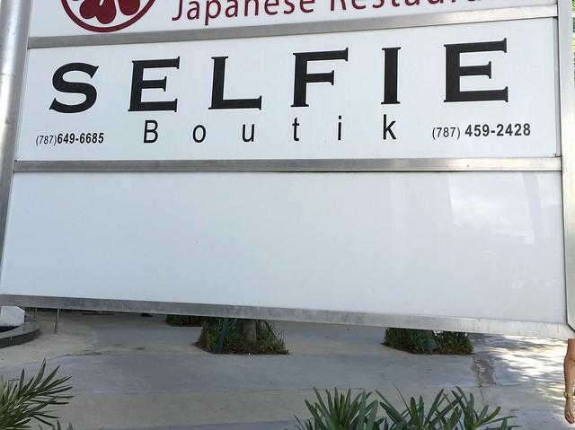 Of Course, a Selfie Boutique