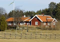 Nylnda Grd (Steffe) Tags: fence sweden haninge sterhaninge torp grdesgrd nylndagrd