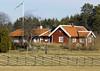 Nylända Gård (Steffe) Tags: fence sweden haninge österhaninge torp gärdesgård nyländagård