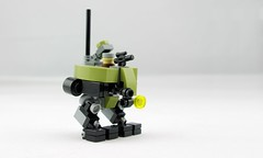 HR-76 Vark (Deltassius) Tags: chicken war lego space military walker vehicle mecha mech mfz mf0