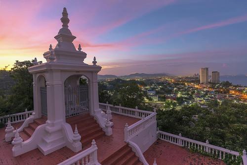 Hua Hin City And Wat khao klai lat, Prachuap Khirikhan Province , Thailand