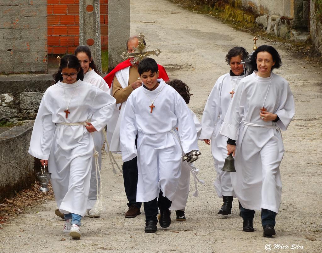 Águas Frias (Chaves) - Visita Pascal 2016
