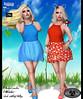 Blink2Wink - Chirping Dress @ anyBODY April (Lindsay Kocherigin / Blink2Wink) Tags: fashion spring mesh event secondlife exclusive anybody belleza springfling aprilshowers mayflowers maitreya slink mainstore colorpacks fitmesh blink2wink hudpacks