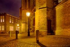 """Behind """"Hooglandse kerk"""" (2011*Alwin) Tags: rood"""