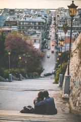 romancing the stairway