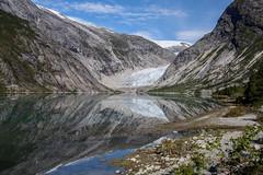 Le glacier de Jostedalsbreen (mgirard011) Tags: europe no glaciers paysages lieux norvège 1000faves comtédesognogfjordane jostedalsbreenno jostedalsbreenetjotunheimen