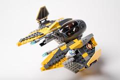 Lego_starwars_5593 (kyl080) Tags: star starwars mod lego space r2d2 anakin wars skywalker moc starfighter 7256 7669