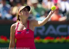 Belinda Bencic (Jimmie48 Tennis Photography) Tags: sport unitedstates tennis wta indianwells 2016 belindabencic bnpparibasopen