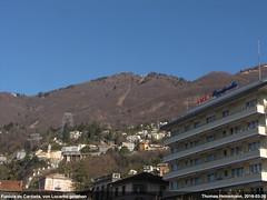 Blick auf die Seilbahn Orselina-Cardada (Lanchid) Tags: schweiz switzerland tessin ticino suisse locarno svizzera funivia seilbahn orselina cardada