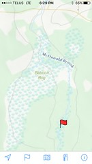 IMG_1153 (Jonathan Riverwalker) Tags: stream map brook baboon stillwater canoeing february bog macdonald yrp paddler yearround