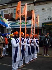 Shri Guru Ravidass Ji Jayanti Parade Leicester 2016 008 (kiranparmar1) Tags: ji indian leicester parade sikhs guru shri 2016 jayanti belgraveroad ravidass