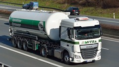 D - Mitra >Grewer< DAF XF 106.440 SC (BonsaiTruck) Tags: truck silo 106 lorry camion trucks schmidt bulk lastwagen daf lorries lkw mitra xf spitzer citerne lastzug grewer silozug powdertank