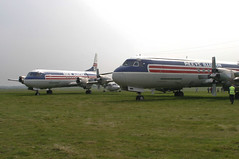 Reeve Aleutian L188 Electra (Martyn Cartledge / www.aspphotography.net) Tags: photography coventry asp baginton airatlantique wwwaspphotographynet