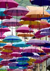 L1010004 (colorym) Tags: street colors umbrella italia parapluie sardaigna