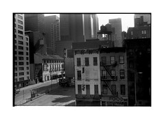 United Pledge Society (Richard C. Johnson: AKA fishwrapcomix) Tags: newyorkcity film analog manhattan analogue nikonf kodakplusx digitalsucks endofempire scanfromnegative nikkor35mm paxamericanus