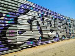 (gordon gekkoh) Tags: graffiti losangeles nr enron vts