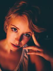 Laura Rheina #2 (Christoph Jakob) Tags: portrait beauty female bayern photography ambientlight blond german shorthair shooting nrnberg deutsch weiblich sinnlich