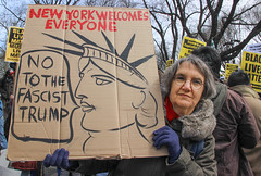 TQ-trumprally-4268 (teqmin) Tags: newyorkcity election rally demonstration upperwestside politicalrally antitrump