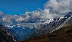 down to Zermatt (werner boehm *) Tags: mountains switzerland swiss berge gornergrat zermatt alpen wernerboehm