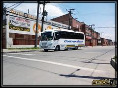 Cootransfusa 7033 (Los Buses Y Camiones De Bogota) Tags: colombia bogota autobus fusagasuga 7033 busologia cootransfusa