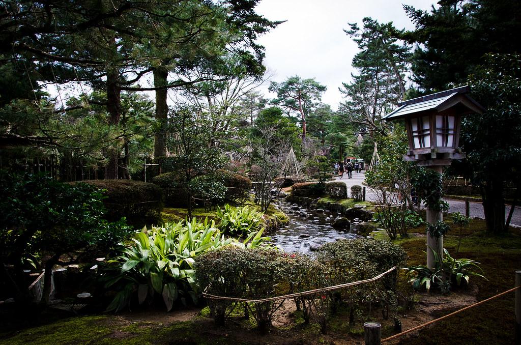 The world 39 s best photos of samoura flickr hive mind for Jardin kenrokuen