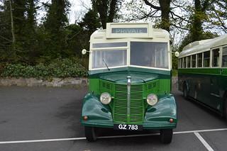 Bedford OWB V957